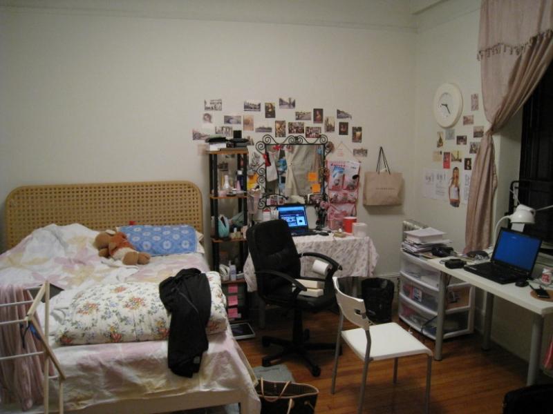 中学生房间设计