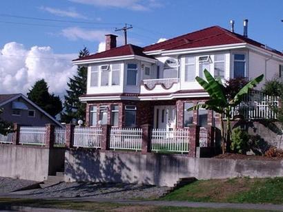 温哥华旅游 家庭旅馆