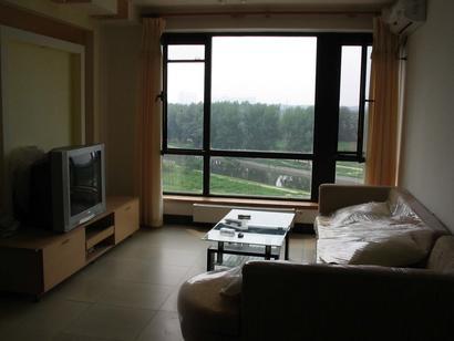 图片信息-客厅-望京南湖东园精装修两居甲级住宅-move