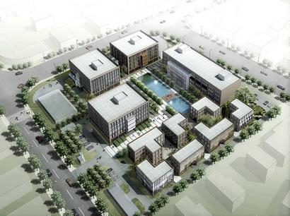 图片信息-总郊果图-上海张江高科技园区商务研发楼-2