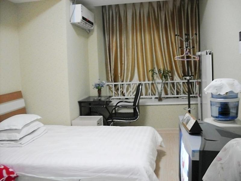 房间实拍图片-青岛家庭旅馆网