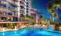 迈阿密豪华公寓出租$2758/月两室一厅