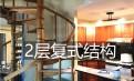 2480美元 纽约Forest Hills森林小丘 复式带家具家电2房2卫浴1露台公寓出租 屋新天推荐