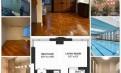 纽约曼哈顿上东区带泳池豪华超大统舱公寓出租