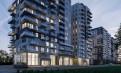 蒙特利尔Angrignon地铁旁首层拐角全新4半公寓