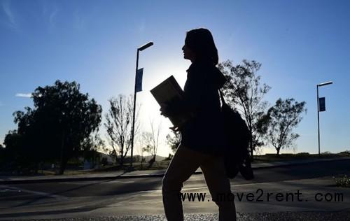 政府开始看重在加的留学生,为他们加分和提供快捷的移民通道。(Getty